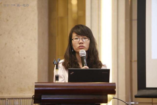 中国汽车技术研究中心试验研究所,新能源试验室主任,王芳