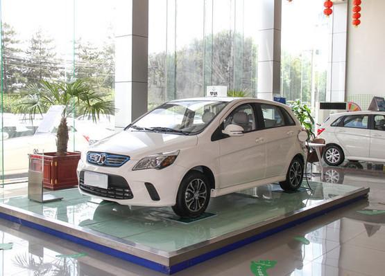EV晨报 | 沧州车主质疑新能源补贴被挪用;新款北汽EV160上市;比亚迪新能源汽车项目落户奉化