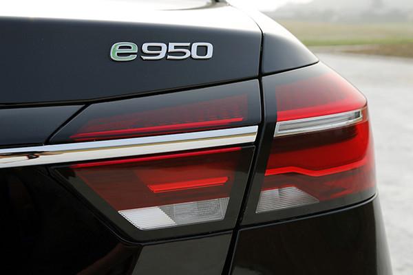 寻找一台插混该有的价值 荣威e950全面测评