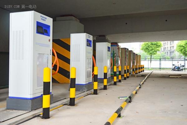 广州将投逾25亿元建73个新能源汽车充电站