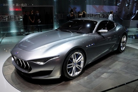 基于Alfieri概念车 玛莎拉蒂将推电动车