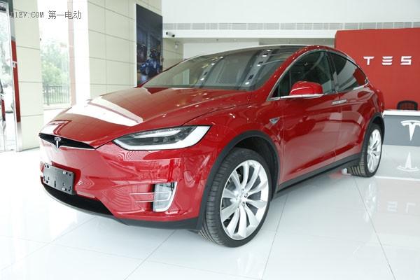 7月2日上市 特斯拉MODEL X推入门车型