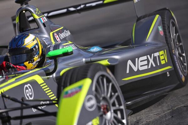 蔚来汽车支持的Formula E参赛赛车