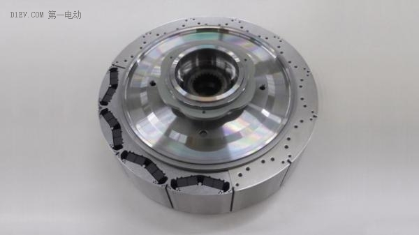 本田打造世界首款不含有重稀土成分的混动车用电动机