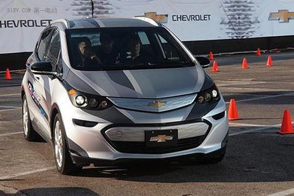 通用将首推纯电动无人驾驶汽车 用于Lyft平台