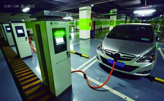 青岛出台充电设施建设意见 2020年建4.9万个充电桩