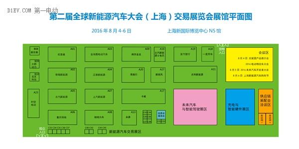 引领变革力促交易!第二届全球新能源汽车大会(上海)交易展盛大开幕