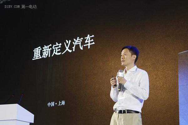 北汽新能源营销公司总经理张勇