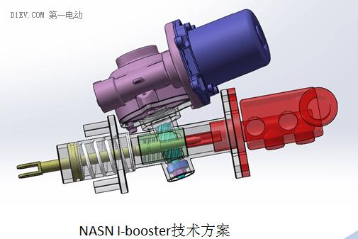 未来汽车开发者路演 | 陶喆:I-Booster是最前沿的智能刹车系统