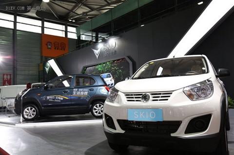 多领域积极布局 时空电动缔造电动汽车产业生态圈