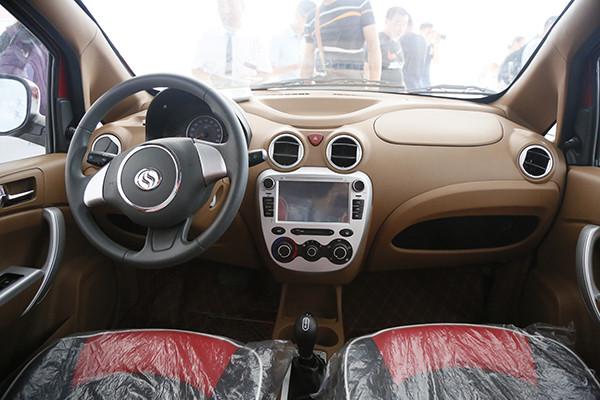 易咖携全系车型高调亮相济南展 四款智能纯电动微车全盘点