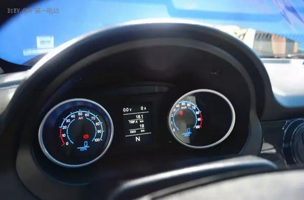 比德文全新SUV震撼亮相济南展,开启电动汽车全品类时代