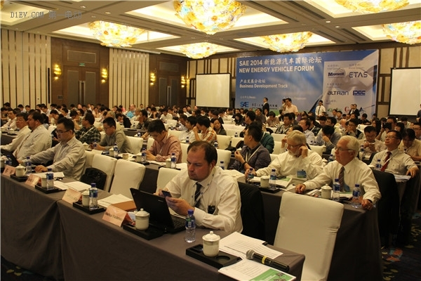 SAE 2016新能源汽车国际论坛9月21日开幕 六大议题聚集技术发展