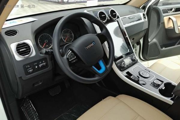 售23.98万元 2016款野马T70 EV上市
