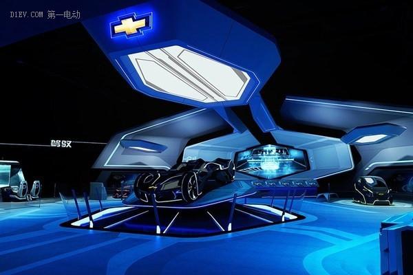 声能推动系统是什么鬼?雪佛兰9月20日将推3款全新概念车