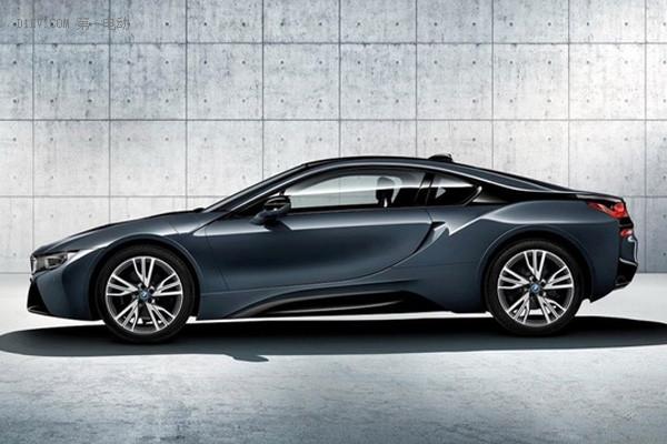 依靠限量提销量?宝马再次推i8特别版车型