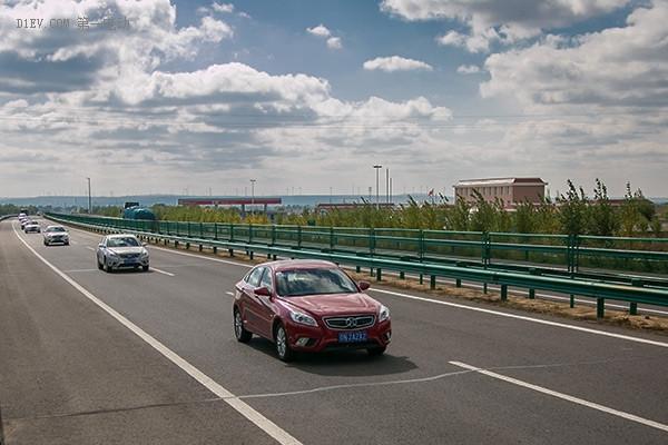 哥们儿够厉害 北汽EU260老车主350km刷新最大续航记录