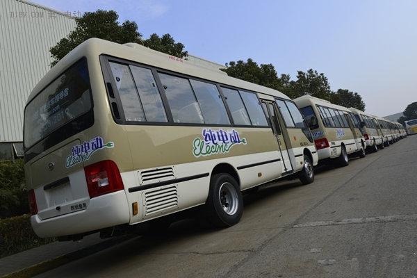苏州金龙新能源客车