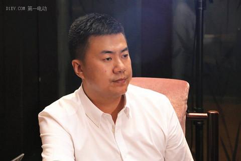 江苏易咖新能源汽车有限公司总裁张健