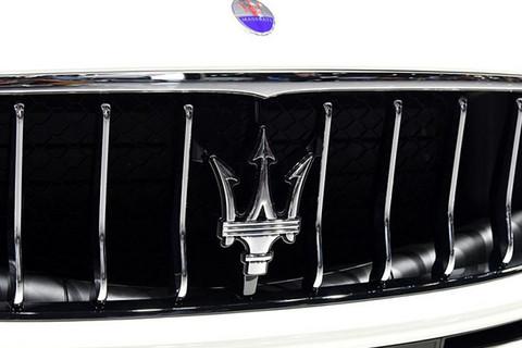 玛莎拉蒂将推纯电动车型 或将是GT跑车
