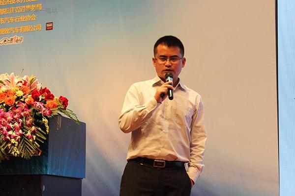 朱光海:截至8月新能源客车累计售21万辆 实现产业增值超8000亿元