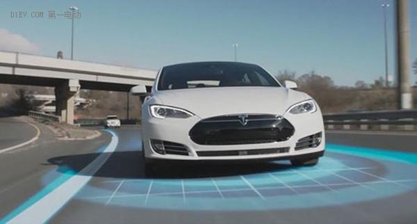 特斯拉自动驾驶技术