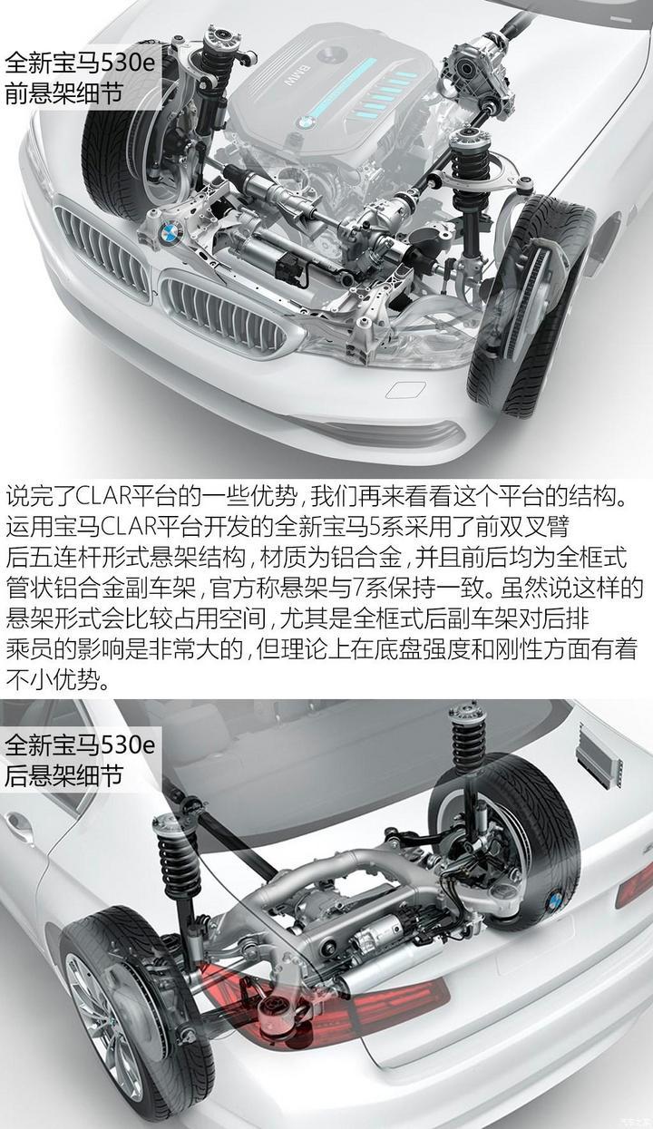插电混动是必经之路吗?新一代宝马530e官图发布