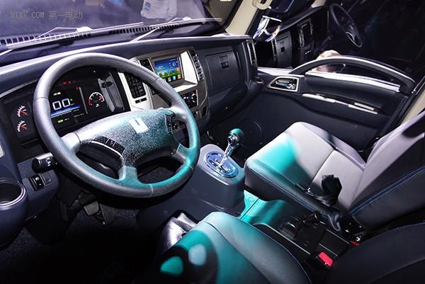 """吉利旗下全新品牌""""远程""""正式发布 专攻新能源商用车领域整装待发"""