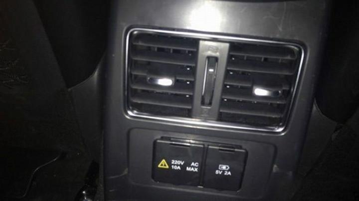 比亚迪秦100实车图片 内外质感大提升/配中控液晶大屏