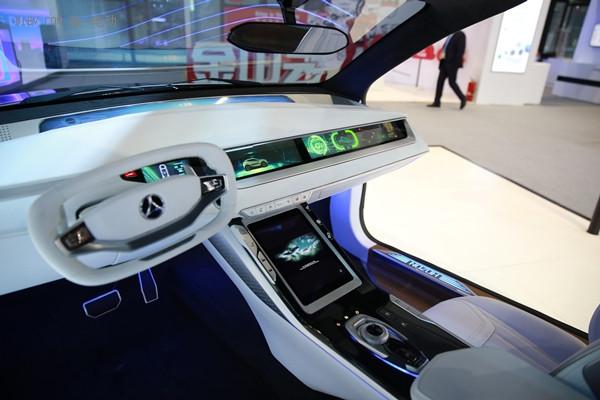 """突破边界!合众智能互联新能源汽车""""点睛""""世界互联网大会"""