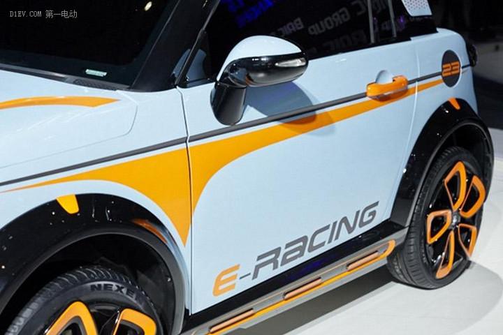 """带你走近可爱的""""北极狐"""" ARCFOX-1量产车型概念版细节详解"""