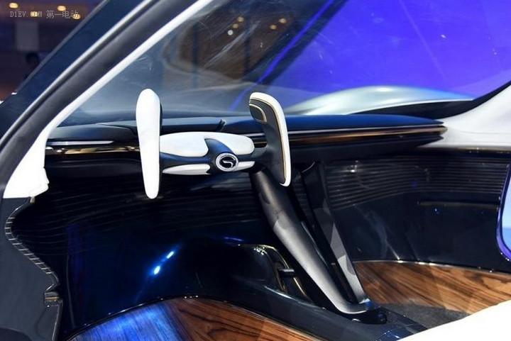 又一款纯电动跑车问世 广汽EnLight概念车发布