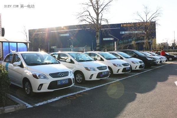 一度用车实力竞标成功 夺得200电动车运营指标