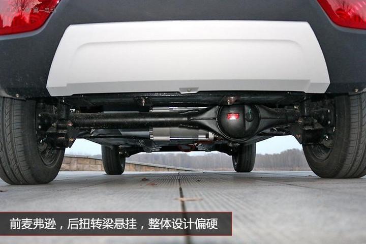 欧陆陆虎贴地气试驾 实用/便捷/配置暖人心的潜力股车型