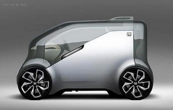 """汽车也有脾气!本田明年展示""""有情感""""的自动驾驶汽车"""