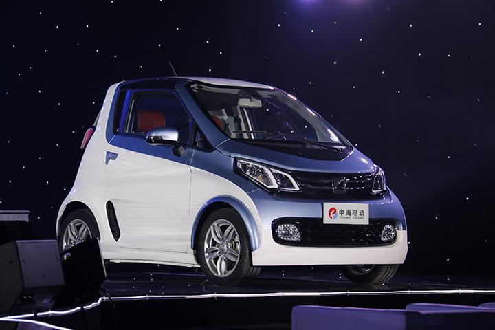 """""""5万元级、有快充"""" 众泰E200纯电动北京地区正式上市"""