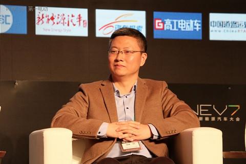 尼得科驱动系统中国区总经理冯光