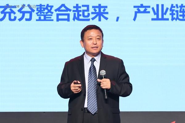 河北跃迪集团董事长吕洪涛
