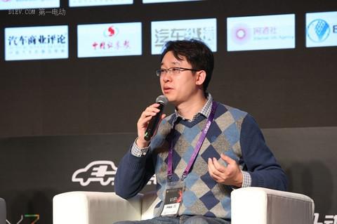 深圳聚电科技总经理卢晓晨