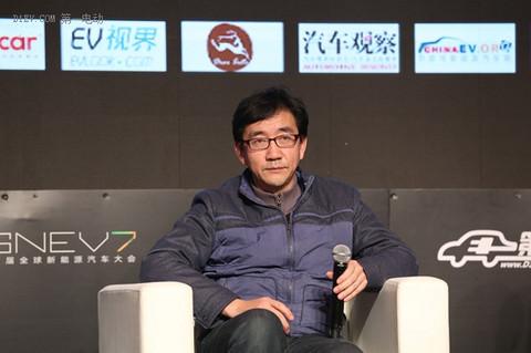 北京华商三优副总经理陈强