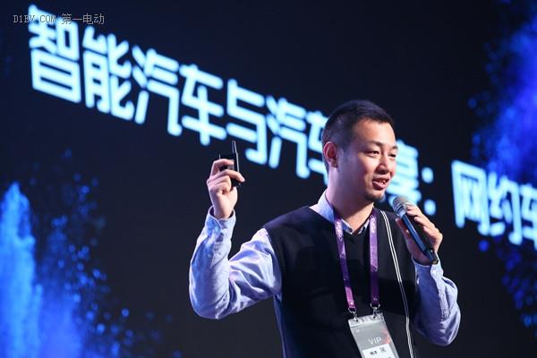 易微行CEO杨洋