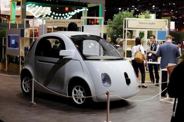 本田与谷歌无人驾驶达成合作:未来本田车将用上谷歌技术