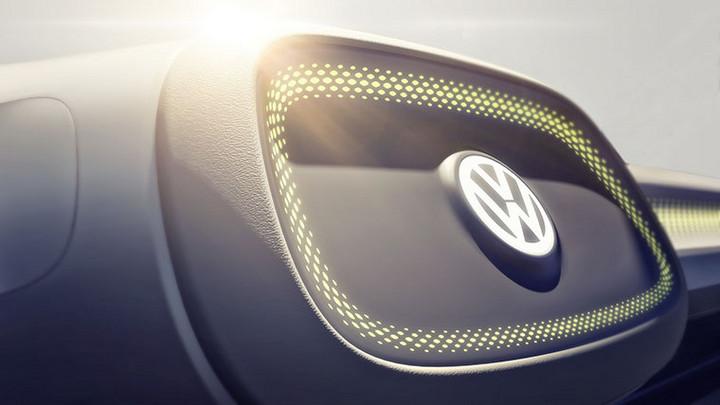 大众纯电动MPV预告图发布 这是I.D.系列第二款产品预计明年1月份发布