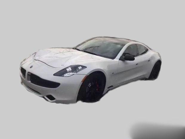 又一款插电混动跑车入华圈钱 KarmaRevero售13万美元/百公里加速5.4秒