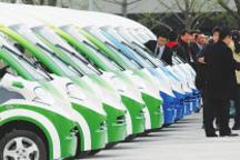 """打击骗补过后,新能源车市迈入""""洗牌年""""?"""