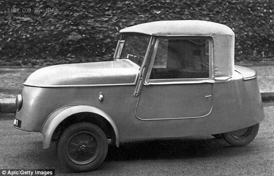 从1837到2016 细数电动汽车的发展历程
