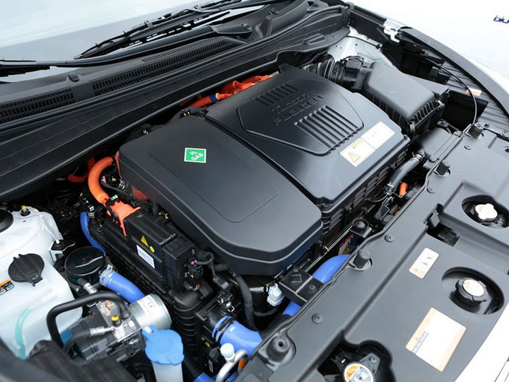 超560km 现代或明年推新氢燃料电池SUV