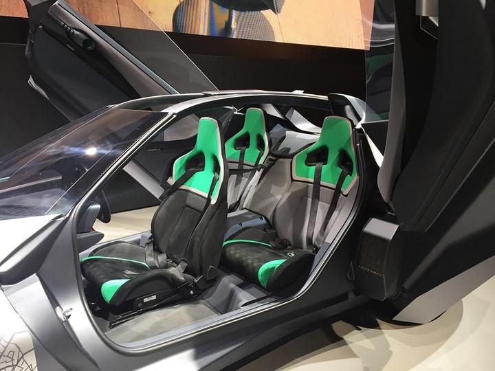 日产全新BladeGlider概念车首发