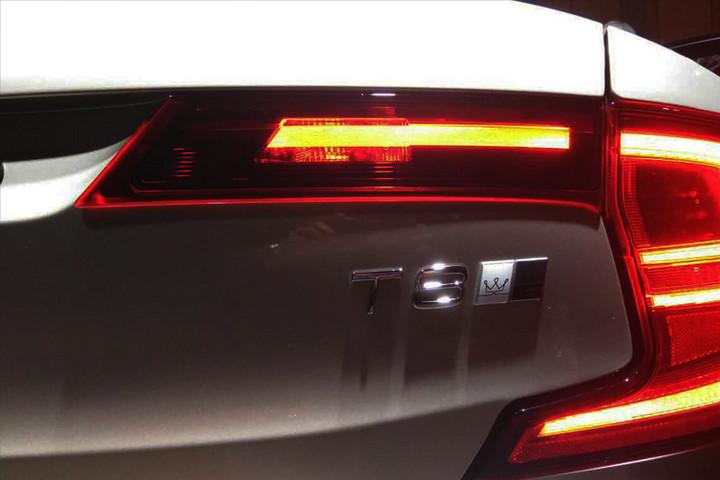 北欧头等舱 沃尔沃S90三座荣耀版今年上市