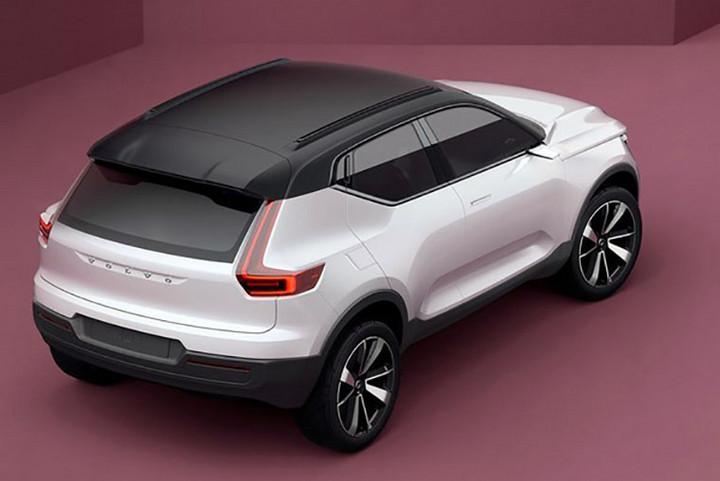 沃尔沃XC40或4月份上海车展发布 初步估计20余万起
